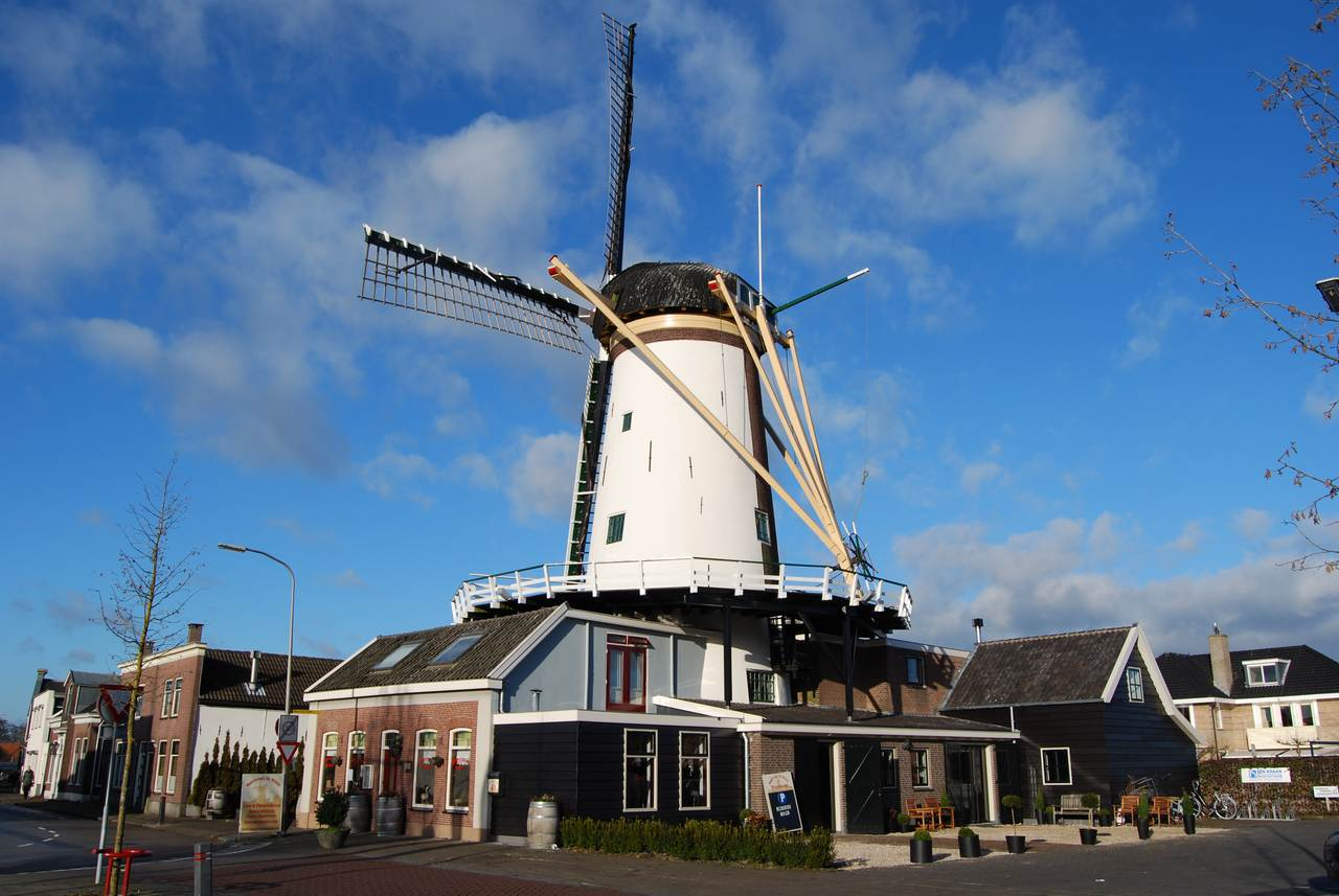 bed and breakfast bodegraven