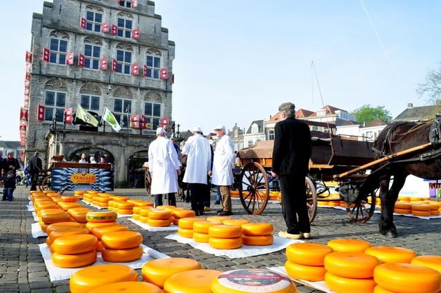 Gouda kaasmarkt