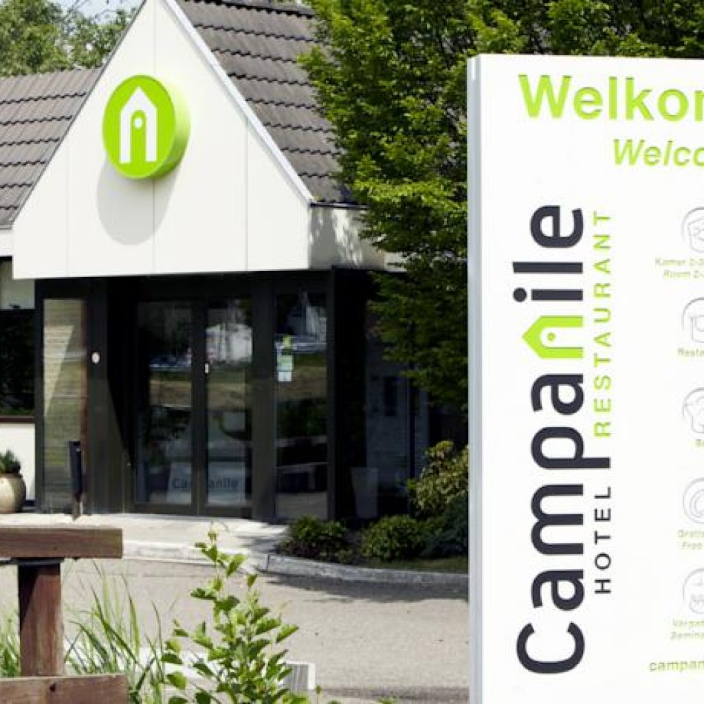 hotels Gouda Campanile