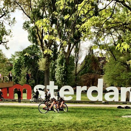 Amsterdamse vondelpark