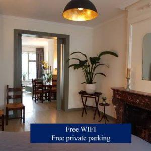 Hotel Appartement Aan de Kaai in Middelburg