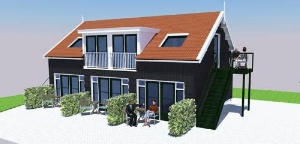 Hotel Appartementen Renesse in Renesse