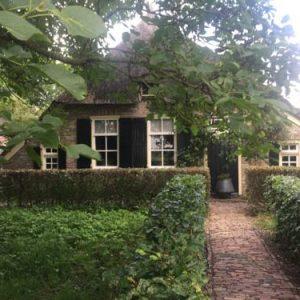 Hotel Authentieke boerderij/atelier in Nieuwleusen bij Zwolle