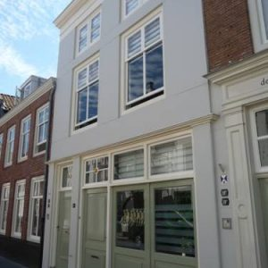 Hotel De Vrijheit in Middelburg