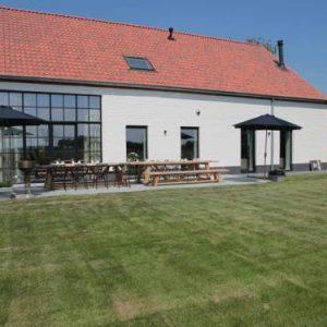 Hotel Groot Hof ter Zand in Zuidzande
