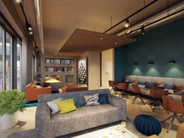Hotel Residence Inn by Marriott Amsterdam Houthavens in Amsterdam
