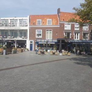 Hotel Vakantiewoning Oude markt Centrum in Vlissingen