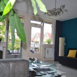 Hiden center apartment in Rotterdam