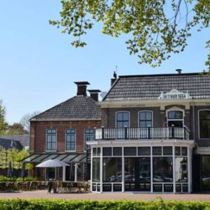 In't Holt 1654 Grand Café & Logement in Zuidhorn