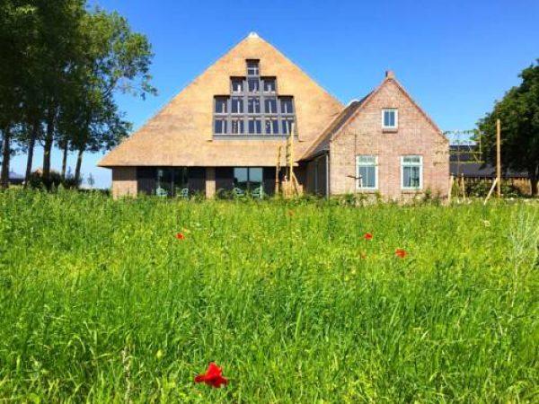 Wierschuur Nieuwland in Hippolytushoef