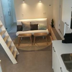 Apartment Cyclades in Amsterdam