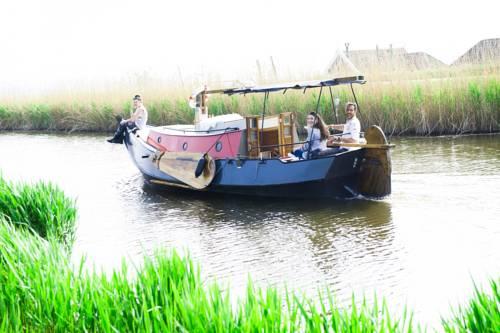Vakantieboot Frederiek in Driehuizen