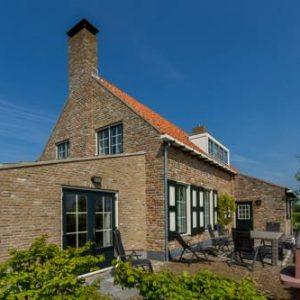 Vakantiehuis 't Kippenkot in Westkapelle