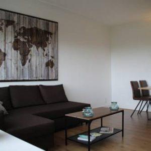 Appartement La Rosa aan Zee in Zandvoort