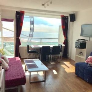 Apartment with Balcony Sea View in Zandvoort