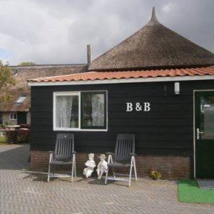 B&B Oude Rijksweg 517b in Rouveen