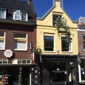 B&B het Museumkwartier in Utrecht