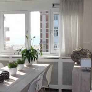 Beautiful Seaview Appartment at Scheveningen Beach! in Scheveningen