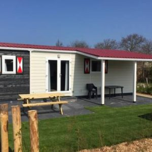 Camping Ginsterveld in Burgh Haamstede