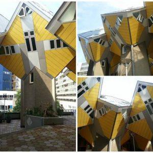 Cube House Rotterdam in Rotterdam