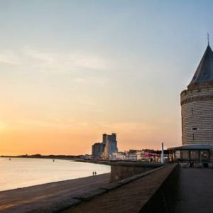 De Gevangentoren Suite in Vlissingen