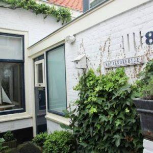 Holiday Home Het Kleine Vissershuisje in Den Haag