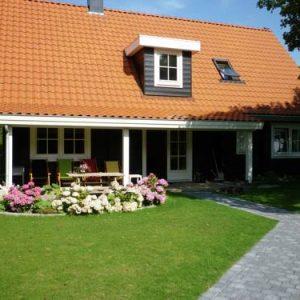 Houten III in Domburg