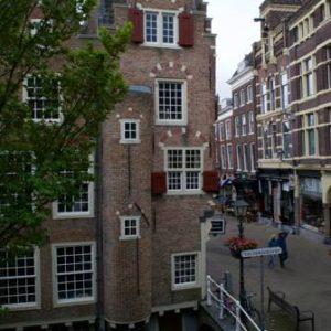 Orange delight in Delft