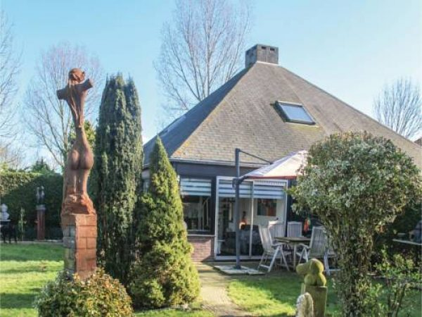 Oud Kempen Bungalow 21 in Stavenisse
