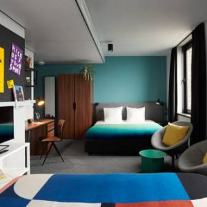 The Student Hotel Eindhoven in Eindhoven