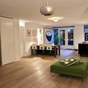 luxe appartement in Rotterdam Centrum in Rotterdam