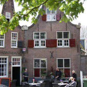 't Koetshuys in Heenvliet