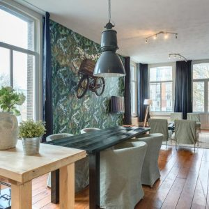 4 Persons Jordaan Luxury Apartment