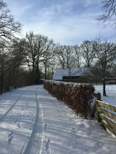 Aan de Dwarsweg in Uffelte
