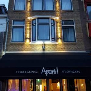 Apart! Food & Drinks Apartments in Zwolle