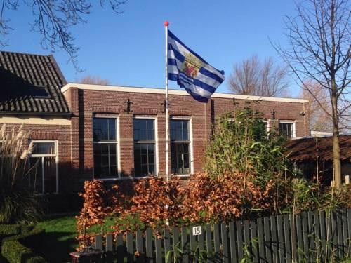 Apartment School in Zonnemaire