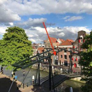 Appartement Veen in Dordrecht