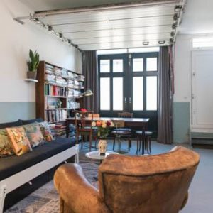 Authentic West Apartment in Amsterdam
