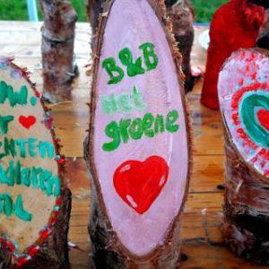 B & B het groene hart in Zuidlaren