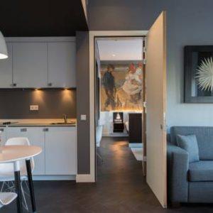 B-aparthotel Kennedy in Den Haag