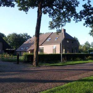 Boerderij de Borgh in Westerbork