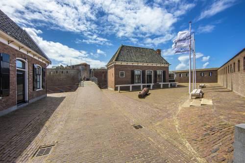 Fortwachters Woning in Huisduinen
