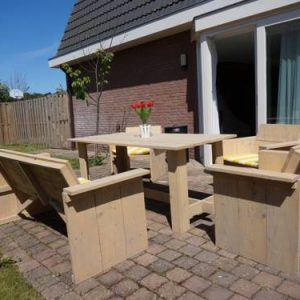 Holiday home Bungalowpark T Lappennest in Noordwijk