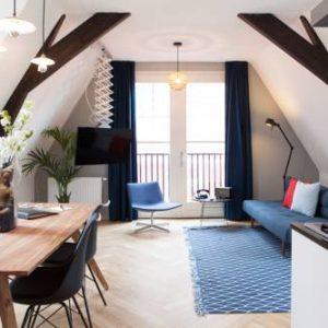 The Duke Boutique Apartments in Den Bosch