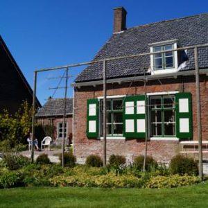 't boerenhuis in Aagtekerke