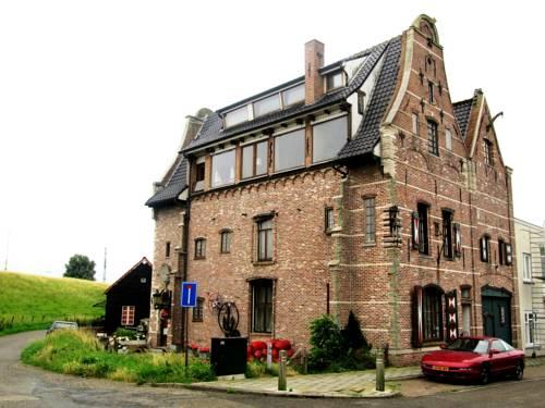 B&B De Bloemfabriek in Walsoorden