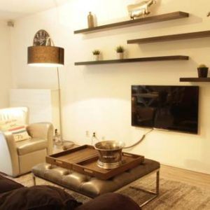 Luxury Center Two-Bedroom Apartment with Private Parking *Non Smoking* in Rotterdam