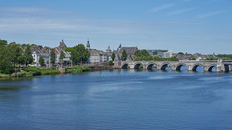 Maastricht in limburg bezoeken
