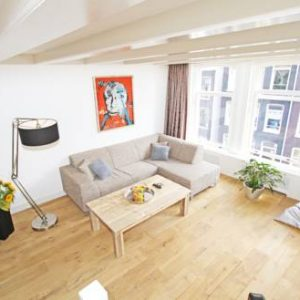 120m2 Jordaan 2 bedroom 2 bathroom apartment *Non Smoking* in Amsterdam