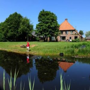 Bed and Breakfast de Opkikker in Giethoorn